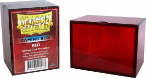 Dragon Shield Gaming Box (Red), Special