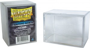 Dragon Shield Gaming Box (Translucent), Special