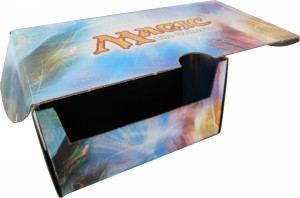 Empty Deck Builder's Toolkit (Magic 2010) Box, Special