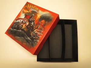 Khans of Tarkir Empty Holiday Gift Box, Special