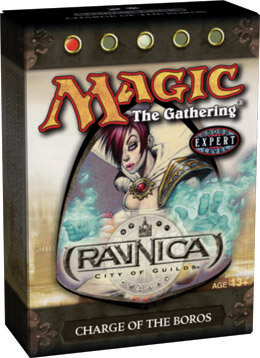 Ravnica Charge of the Boros Theme Deck, Special