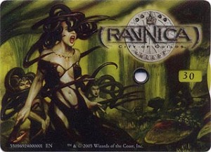 Ravnica Fat Pack Life Counter, Special