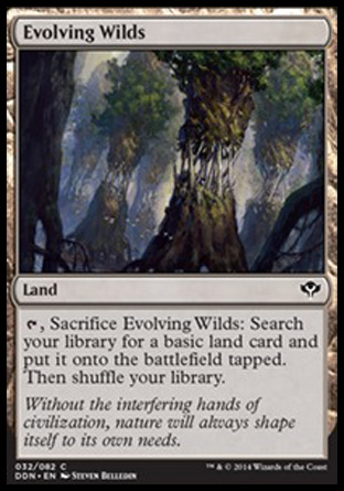 Evolving Wilds, Speed vs Cunning