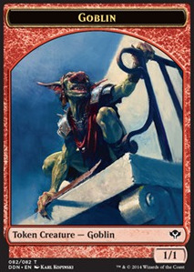 Goblin Token, Speed vs Cunning