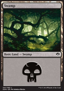 Swamp, Speed vs Cunning