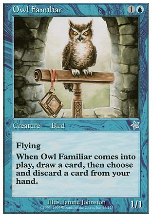 Owl Familiar, Starter 1999