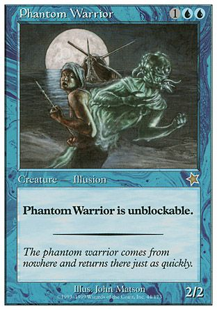 Phantom Warrior, Starter 1999