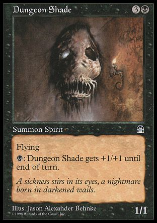 Dungeon Shade, Stronghold