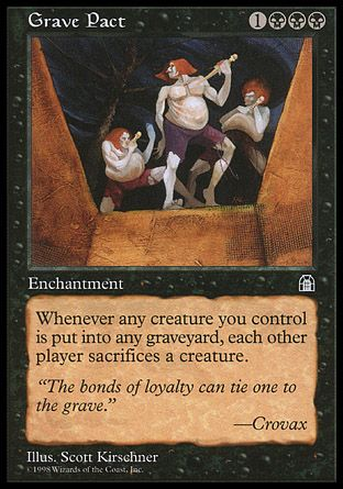 Grave Pact, Stronghold