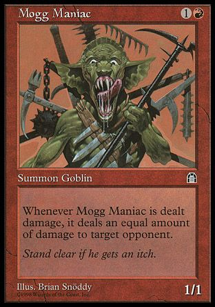 Mogg Maniac, Stronghold