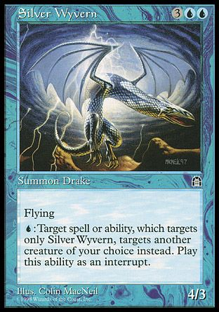 Silver Wyvern, Stronghold