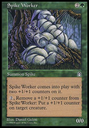 Spike Worker, Stronghold