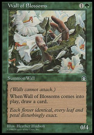 Wall of Blossoms, Stronghold