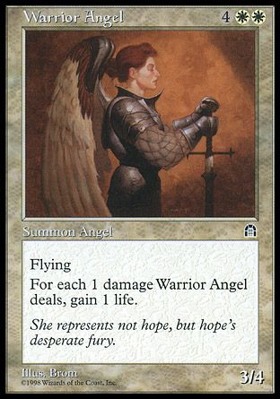 Warrior Angel, Stronghold