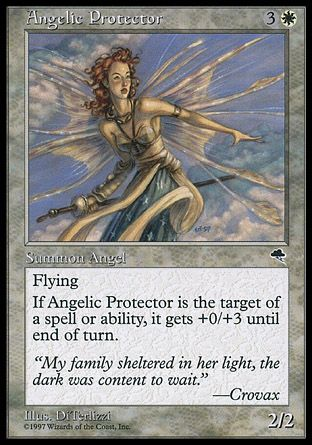 Angelic Protector, Tempest