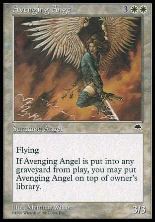 Avenging Angel, Tempest