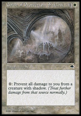 Circle of Protection: Shadow, Tempest
