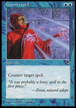 Counterspell, Tempest