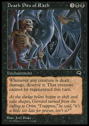 Death Pits of Rath, Tempest