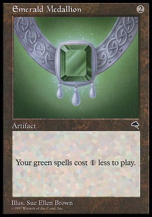 Emerald Medallion, Tempest