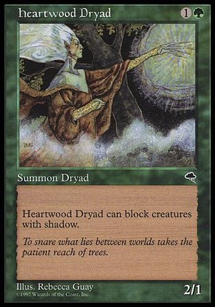 Heartwood Dryad, Tempest