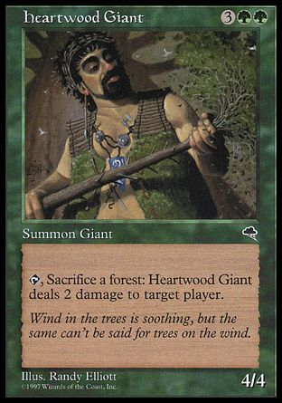 Heartwood Giant, Tempest