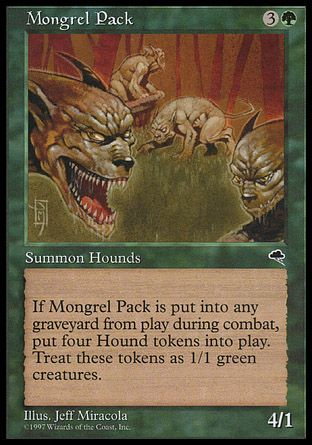 Mongrel Pack, Tempest