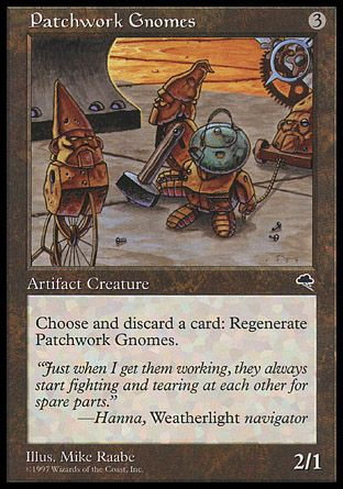 Patchwork Gnomes, Tempest