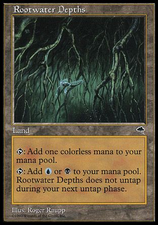 Rootwater Depths, Tempest