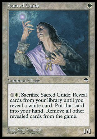 Sacred Guide, Tempest