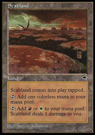 Scabland, Tempest