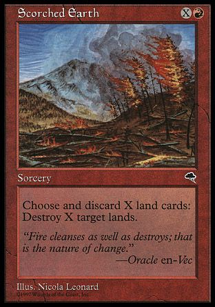Scorched Earth, Tempest