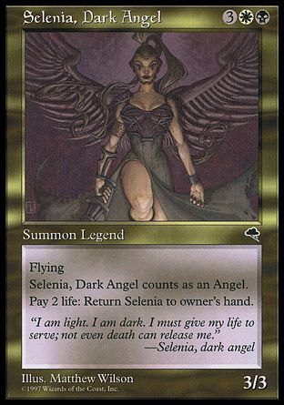Selenia, Dark Angel, Tempest