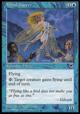 Wind Dancer, Tempest