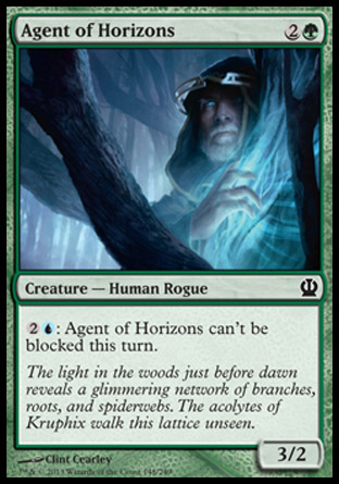 Agent of Horizons, Theros