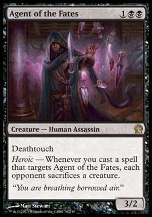 Agent of the Fates, Theros