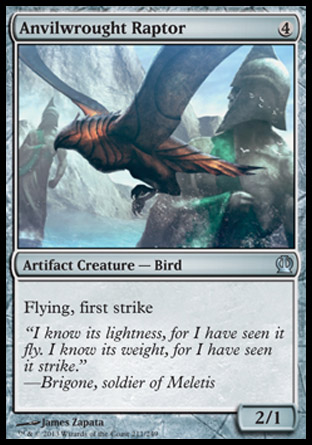 Anvilwrought Raptor, Theros