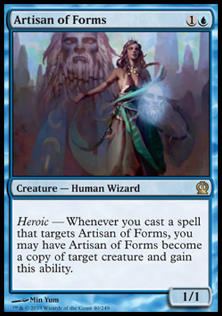 Artisan of Forms, Theros