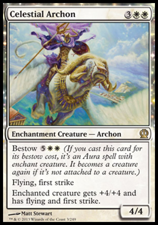 Celestial Archon, Theros