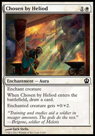 Chosen by Heliod, Theros