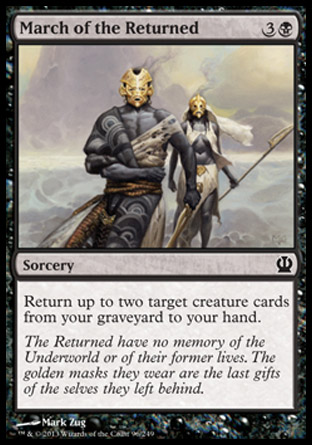 March of the Returned, Theros