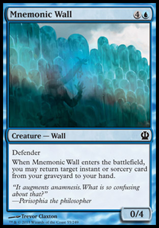 Mnemonic Wall, Theros