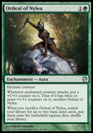 Ordeal of Nylea, Theros
