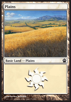 Plains, Theros