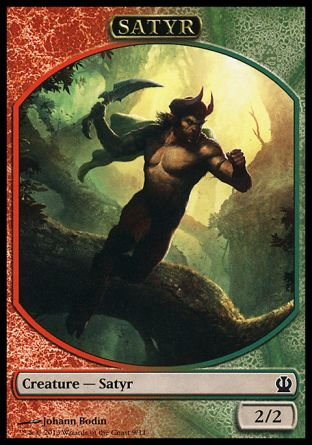 Satyr token, Theros
