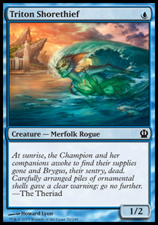 Triton Shorethief, Theros