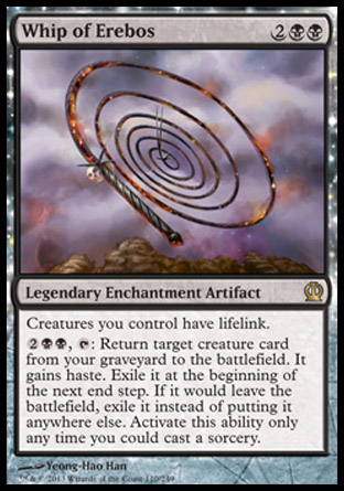 Whip of Erebos, Theros