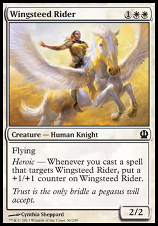 Wingsteed Rider, Theros
