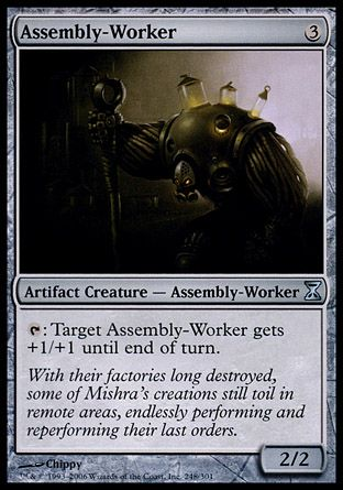 Assembly-Worker, Time Spiral