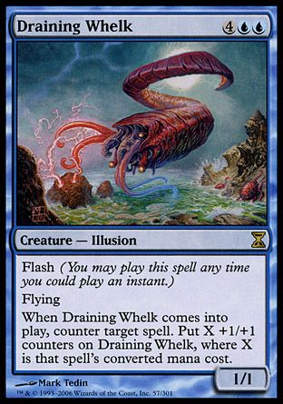Draining Whelk, Time Spiral